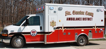 SGCAD Ambulance